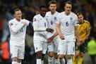 Англия громит Литву
