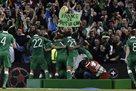 Ирландия обыграла Германию