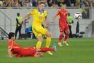 Македония — Украины: стартовые составы команд