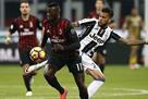 Милан – Ювентус 1:0