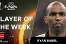 Бабель стал лучшим игроком недели Лиги Европы, но не попал в символическую сборную