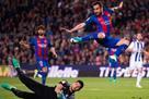 Барселона одолела Реал Сосьедад в результативном поединке