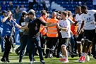 Матч Бастия – Лион прерван из-за атаки фанатов на игроков гостей