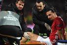 Ибрагимович травмировал колено