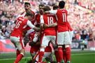Арсенал в овертайме добыл победу над Ман Сити и вышел в финал Кубка Англии