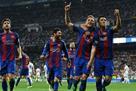 Барселона на последних секундах вырвала победу у Реала
