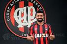 Экс-форвард Динамо перешел в Атлетико Паранаэнсе