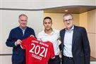Бавария продлила контракт с Алькантарой