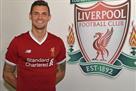 Ловрен подписал новый долгосрочный контракт с Ливерпулем