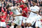 Ман Юнайтед — Суонси 1:1 Видео голов и обзор матча
