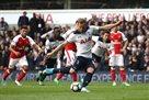 Тоттенхэм обыграл Арсенал и продолжил погоню за Челси