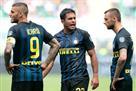 Интер впервые за 35 лет не смог победить в восьми матчах Серии А подряд