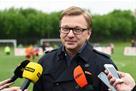 Палкин: ФФУ должна заняться массовым футболом в Украине, иначе развития не будет