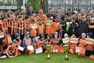 Львовяне в Киеве выиграли детский турнир, организованный Шахтером