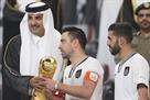 Хави стал обладателем Кубка Катара