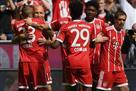 Бавария — Фрайбург 4:1 Видео голов и обзор матча Бундеслиги