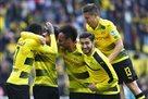 Боруссия Д — Вердер 4:3 Видео голов и обзор матча Бундеслиги