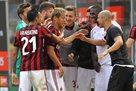 Милан разгромил Болонью и застолбил место в Лиге Европы