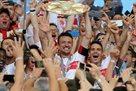 Штутгарт выиграл Вторую Бундеслигу и вместе с Ганновером вернулся в элиту