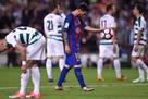 Барселона сложила чемпионские полномочия