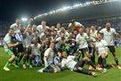 Как Реал чемпионство праздновал