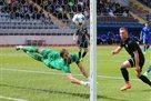 Невероятный гол ударом через себя в ворота Ильичевца