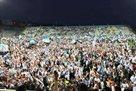 Белая шиза по-хорватски: болельщики Риеки отпраздновали чемпионство команды