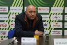 Пятенко ушел с поста главного тренера команды Крумкачы