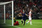 Аякс — Манчестер Юнайтед 0:2 Видео голов и обзор матча
