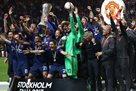 Манчестер Сити трогательно поздравил Юнайтед с победой в Лиге Европы