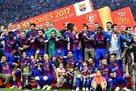 Барселона — обладатель Кубка Испании 2016/2017!