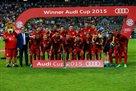 Наполи сразится с Баварией, Ливерпулем и Атлетико за Кубок Ауди