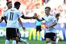 Евро-2017 (U-21): Германия одержала уверенную победу над Чехией