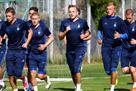 Динамо провело первую тренировку под руководством Хацкевича