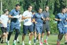 Олимпик начал подготовку к новому сезону