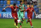 Евро-2017 (U-21): Португалия обыграла Македонию, но выбыла с турнира