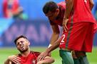 Бернарду Силва получил травму в матче с Новой Зеландией