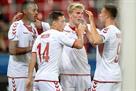 Евро-2017 (U-21): Дания переиграла Чехию в результативном поединке
