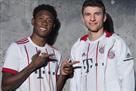 Бавария представила форму для Лиги чемпионов