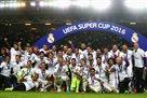 Реал и Манчестер Юнайтед в Суперкубке УЕФА: как это было