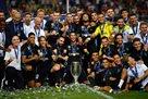 Суперкубок УЕФА: церемония награждения