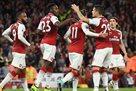 Арсенал переиграл Лестер в результативном матче