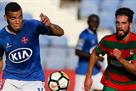 Маритиму потерпел поражение в чемпионате Португалии перед матчем против Динамо