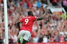 Лукаку забил первый гол за Манчестер Юнайтед в АПЛ