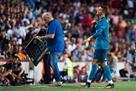 Роналду предрекал победу Барселоны после своего удаления