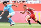 Манчестер Сити проиграл Жироне в товарищеском матче