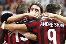Милан — Шкендия 6:0 Видео голов и обзор матча