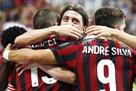Милан забил шесть голов в еврокубках впервые за 24 года