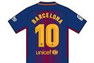 Игроки Барселоны сыграют против Бетиса без имен на футболках
