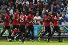Манчестер Юнайтед не оставил шансов Суонси